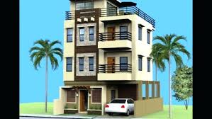 home design story images three storey house design story townhouse floor plan with roof