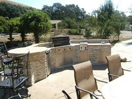 prefabricated outdoor kitchen islands kitchen prefab outdoor intended for inspiring grill islands