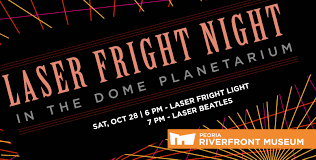 By The Light Of The Halloween Moon Events Peoria Riverfront Museum