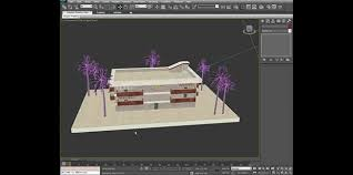3d max home design tutorial creating a 3d building and interior in 3ds max texturing by devin