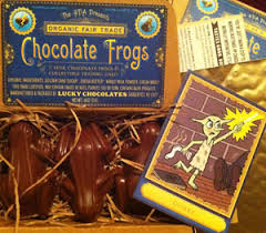 where to buy chocolate frogs fair trade chocolate frogs complete with wizard trading card