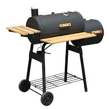 Backyard Grill Gas Charcoal Combination Grill by Outsunny 48 U0027 U0027 Bbq Grill Charcoal Barbecue Patio Backyard Home Meat