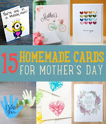 15 beautiful handmade s day cards she will on
