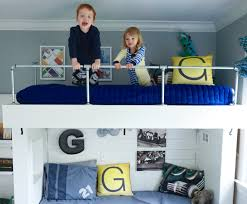 Bed Rail For Bunk Bed Bunk Bed Pipe Rails Ladder