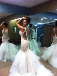 best 25 mermaid wedding dress bling ideas on pinterest mermaid