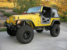 stock jeep vs lifted jeep metal cloak fenders before and after shots jeepforum com