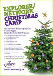 lonsdale district scouts archive explorer network christmas camp