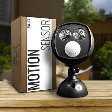 Motion Activated Outdoor Light Motion Sensor Outdoor Security Spotlight Simple Living Redefined