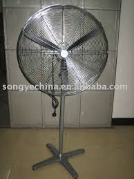 30 Industrial Pedestal Fan Fs Series Industrial Stand Fan With X Cross Iron Base 20
