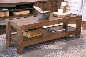 industrial style coffee table rustic reclaimed industrial style