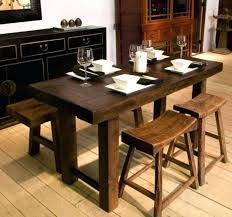 dining table large wooden dining room tables long wood table