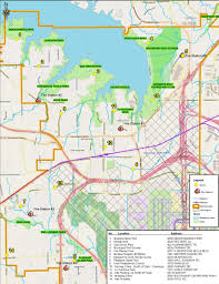 Pierce College Map 100 Dfw County Map Texas City Maps Perry Castañeda Map
