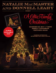 natalie macmaster u0026 donnell leahy a celtic family christmas