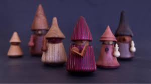 woodturning gnome christmas carolers youtube