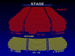 marquis theatre broadway seating charts history info broadway