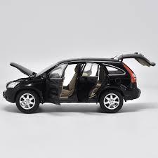 diecast honda crv 1 18 scale honda cr v 2008 black suv alloy diecast model car