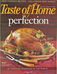 roast turkey recipe taste of home 83 best taste of home magazine images on journals
