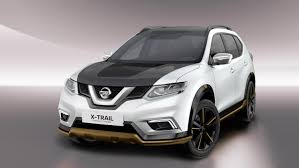 2015 nissan x trail for nissan at the geneva motor show