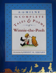 the complete tales and poems of winnie the pooh a a milne