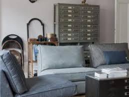 canap style industriel nouveauté bemz le style industriel vintage par cmadeco