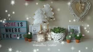 crochet home decor diy crochet christmas tree home decor youtube