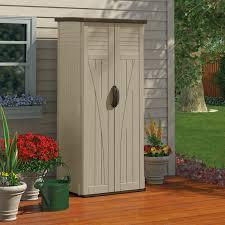 suncast mega tall storage cabinet inspiring ideas vertical suncast shelf resin mega tall storage