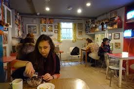 90 S Decor The Cereal Killer Cafe U2013 Brick Lane U2013 Essentially English