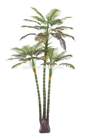 indoor palm artificial areca palm tree potted plants artificial