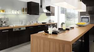 cuisine en noir cuisine blanc bois noir photos de design dintrieur et stylish