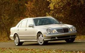 used 2002 mercedes e class for sale pricing features