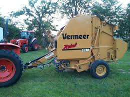 new holland 644 vs vermeer 5410 rebel