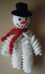 25 free crochet ornament patterns snowman ornaments