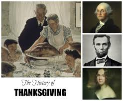 thanksgiving history celebrating holidays