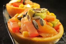 cuisine en bouche salade au plemousse le de cuisine en bouche