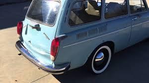 volkswagen squareback blue squareback for sale youtube