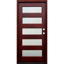 Home Depot Solid Wood Interior Doors Wood Doors Front Doors The Home Depot