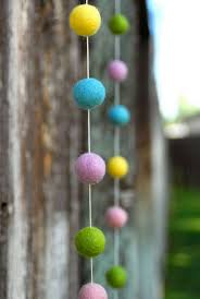 Plastic Easter Egg Decorating In Trees by Creative Easter Outdoor Decoration Ideas Hative