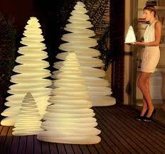 weihnachtsbeleuchtung led chrismy rattan loom korb möbel