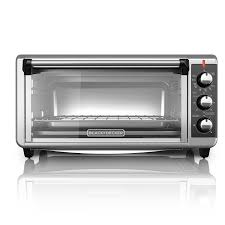 Toaster Oven Broil 8 Slice Toaster Oven Black And Decker Toaster Oven