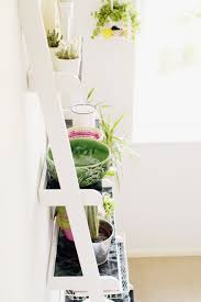 fall for diy ladder shelf hack fall for diy