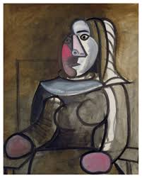 Giant Armchair Epph Picasso U0027s Woman In An Armchair 1948