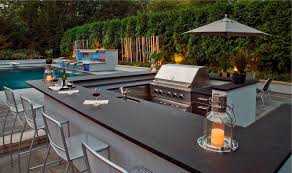 modern outdoor bbq patio modern with pool house pool terrace pool