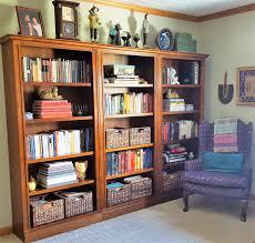 Bookshelf Styling Boho Home Back To Bookshelf Styling For Boho Susan