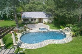 Mountain Landscaping Ideas Swimming Pool Landscape Design Ideas Absurd Backyard Swimming Pool