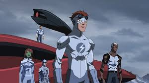young justice polar stealth young justice wiki fandom powered by wikia