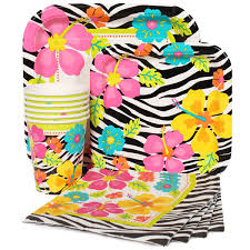 luau party supplies luau theme party ideas party supplies 8 and package