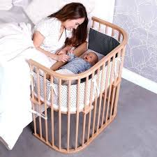 baby crib attached to bed bedside baby bassinet image of baby crib attached to bed bassinet