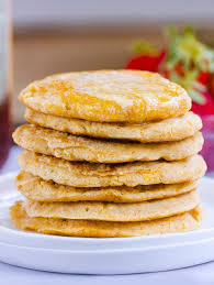 pancakes cuisine az fluffy cornbread pancakes free gluten free vegan