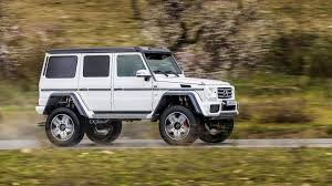 mercedes g500 4 4 to be discontinued at the end of october