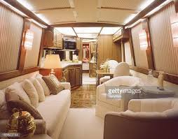 motor home interior motor home stock photos and pictures getty images